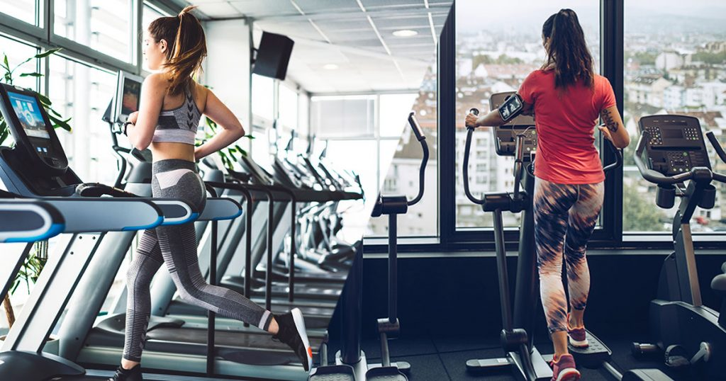 Eight tips to keep in memory when buying a treadmill or elliptical machine.
